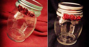 فروش انواع جار شیشه ای فانتزی و ساده در ایران