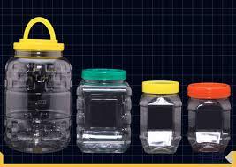 انواع پت پلاستیکی
