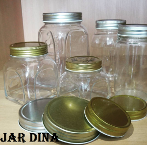 فروش عمده جار شیشه ای با قیمت مناسب توسط شرکت دینا