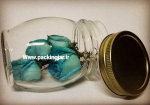خرید و فروش جار شیشه ای فانتزی در انواع مختلف