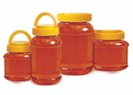 خرید جار پلاستیکی pet ظرف عسل