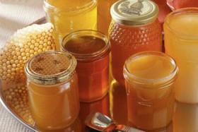 ظروف بسته بندی عسل با موم
