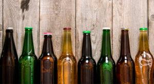 خرید بطری شیشه ای یک لیتری