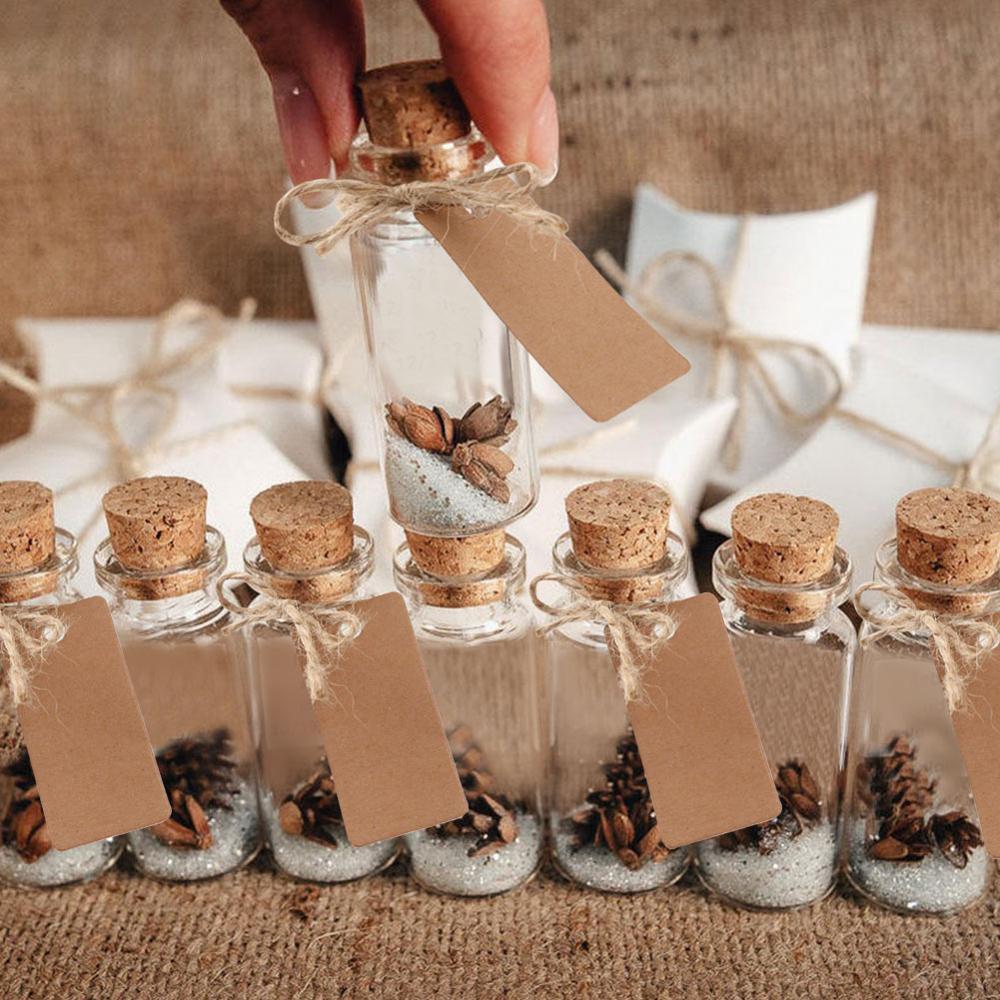 بورس فروش بطری شیشه ای کوچک