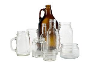 ظروف شیشه ای بسته بندی