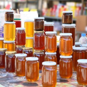 انوع ظرف عسل با بهترین قیمت