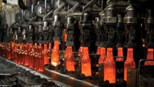 کارخانه بطری شیشه ای در انواع مختلف