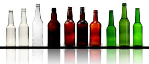 انواع بطری شیشه ای